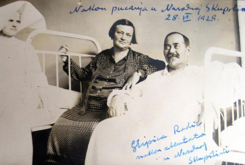 Marija i Stjepan Radić