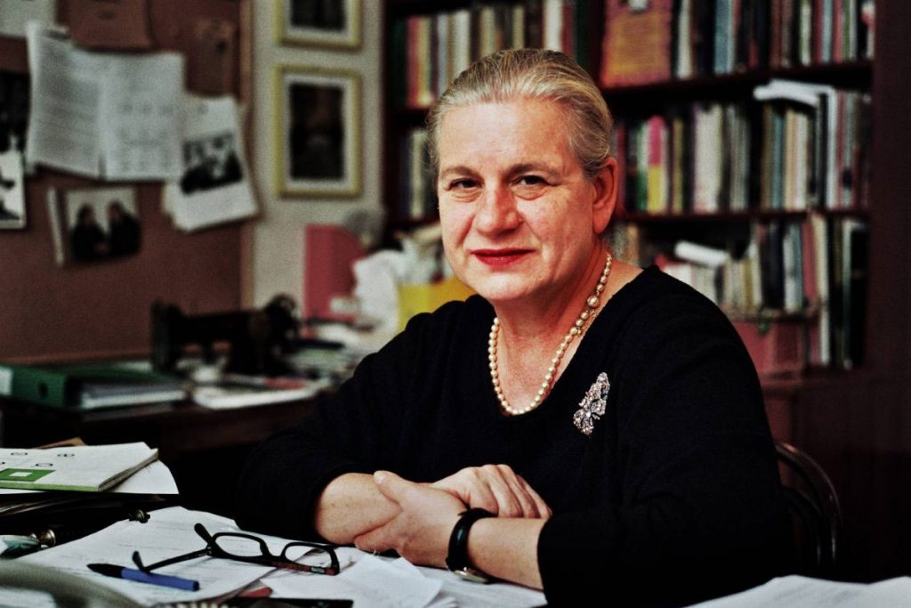 Borka Pavicevic (1947-2019), photo: CZKD