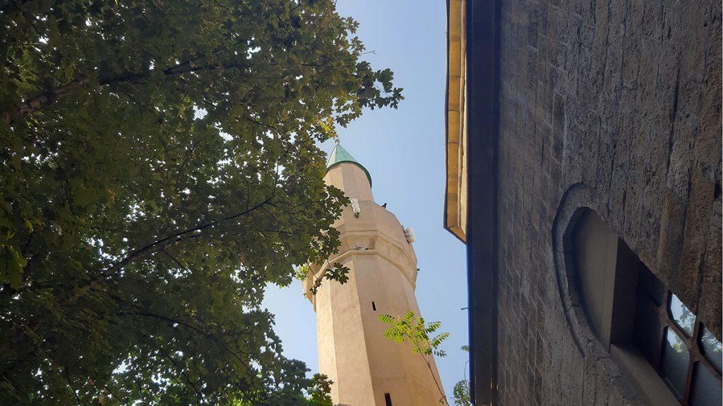 Bajrakli džamija u Beogradu, foto: Peščanik