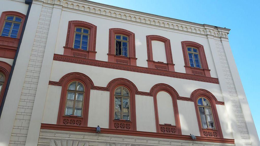 Rektorat Univerziteta u Beogradu, foto: Peščanik