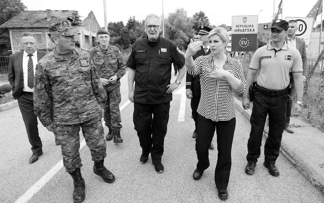 Kolinda Grabar Kitarović, foto: Kristina Štedul Fabac/PIXSELL