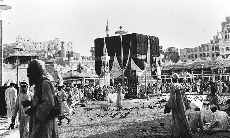 Ćaba, septembar 1954, foto: AP
