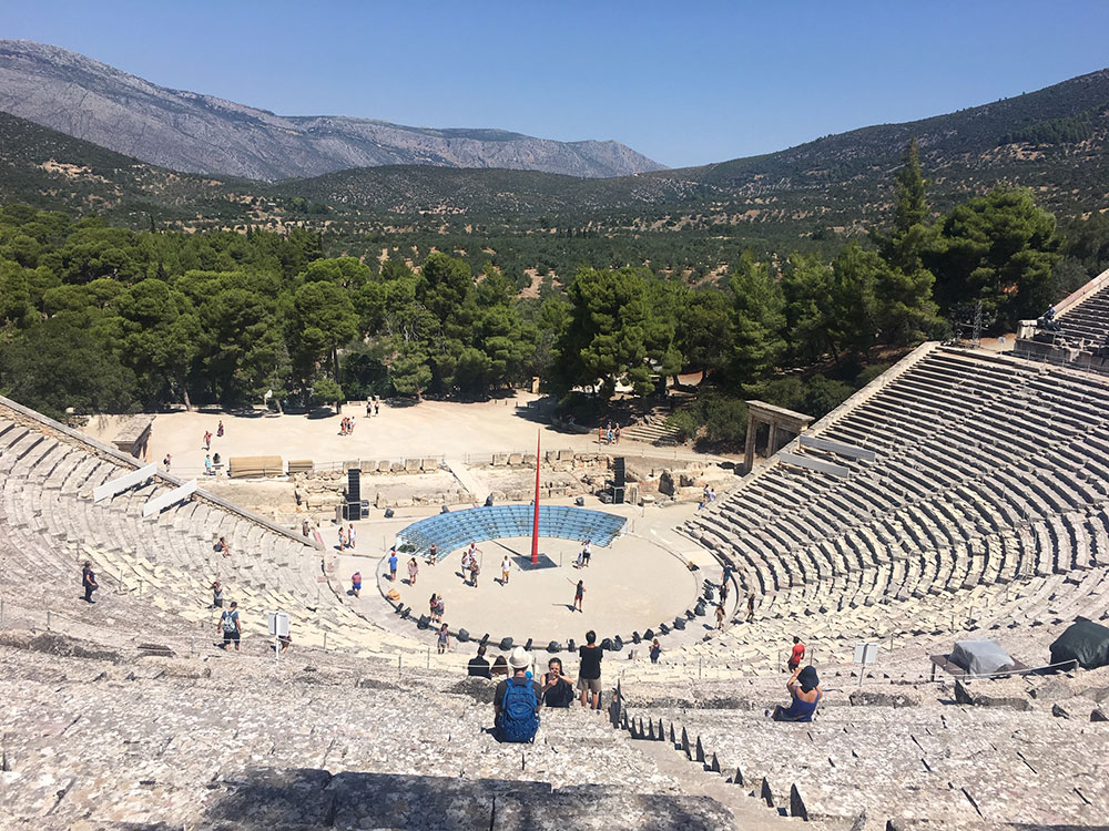 Epidaurus, foto: Igor Maglov
