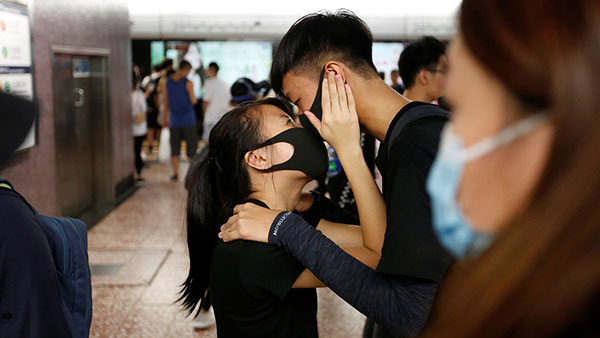 Hong Kong, foto: James Pomfret/Reuters