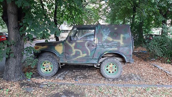 Vojni džip