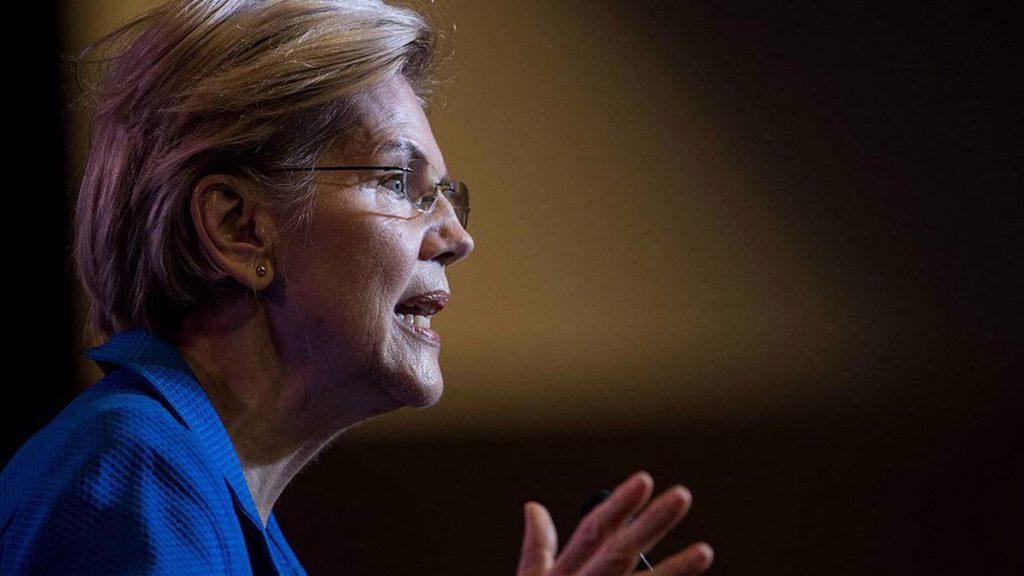 Elizabeth Warren, foto: Sean Rayford/Getty Images