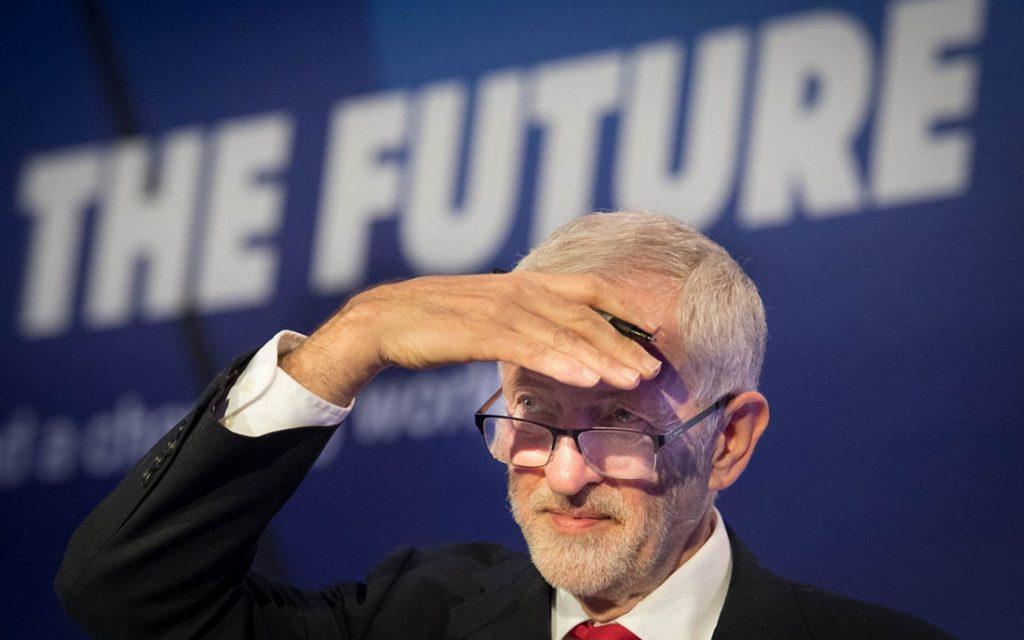 Jeremy Corbyn, foto: Stefan Rousseau/PA