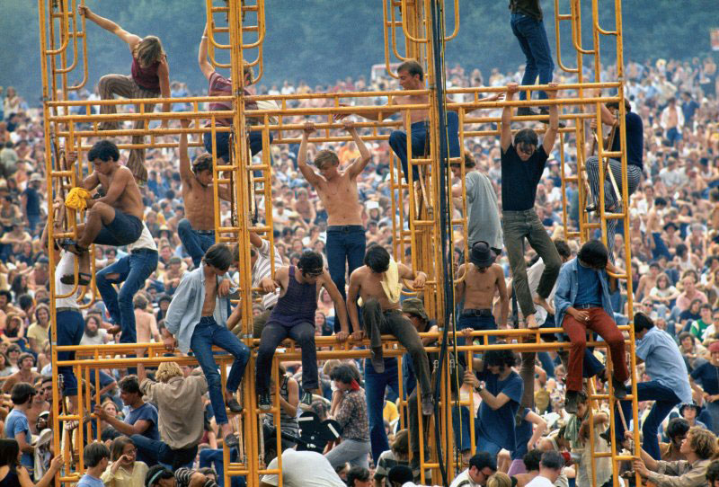 Woodstock, foto: Elliott Landy/magnum photos