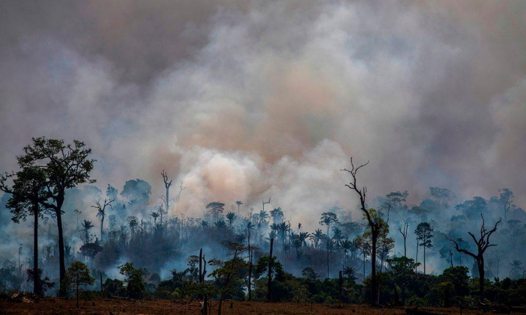 Požar u Brazilu, foto: AFP/Getty Images