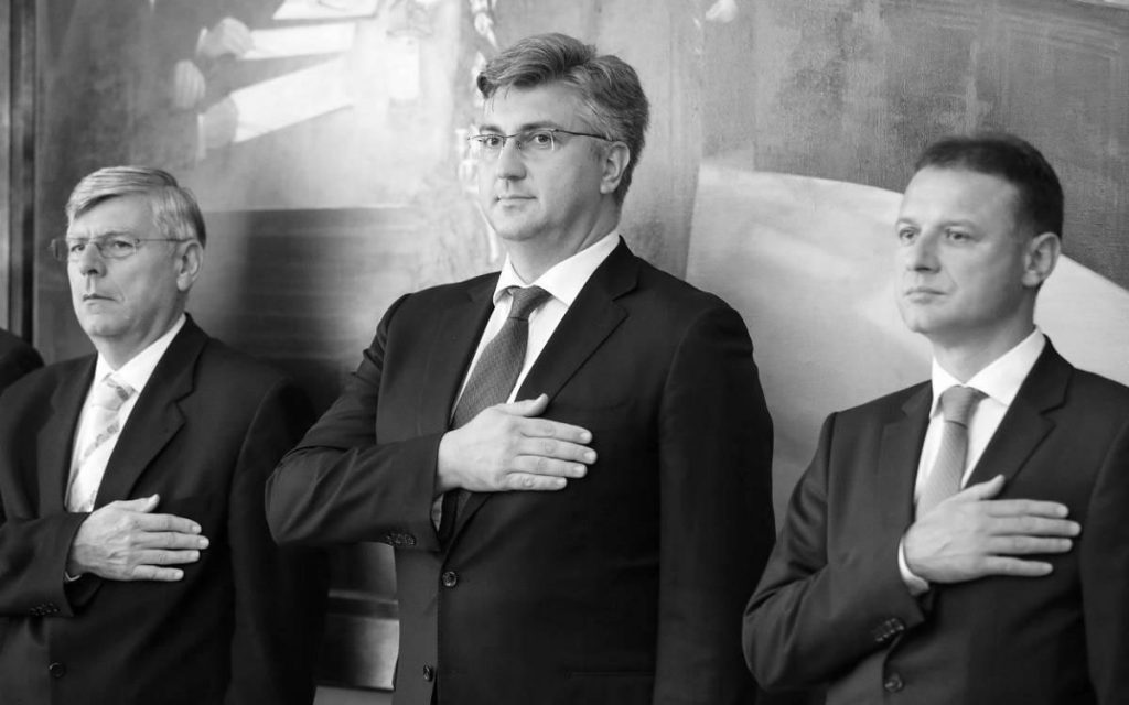 Andrej Plenković, foto: Patrik Macek/PIXSELL