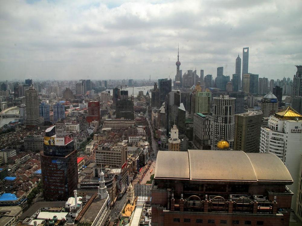 Shanghai, photo: Neda Radulovic-Viswanatha