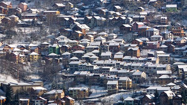 Sarajevo, foto: Valerie Hopkins
