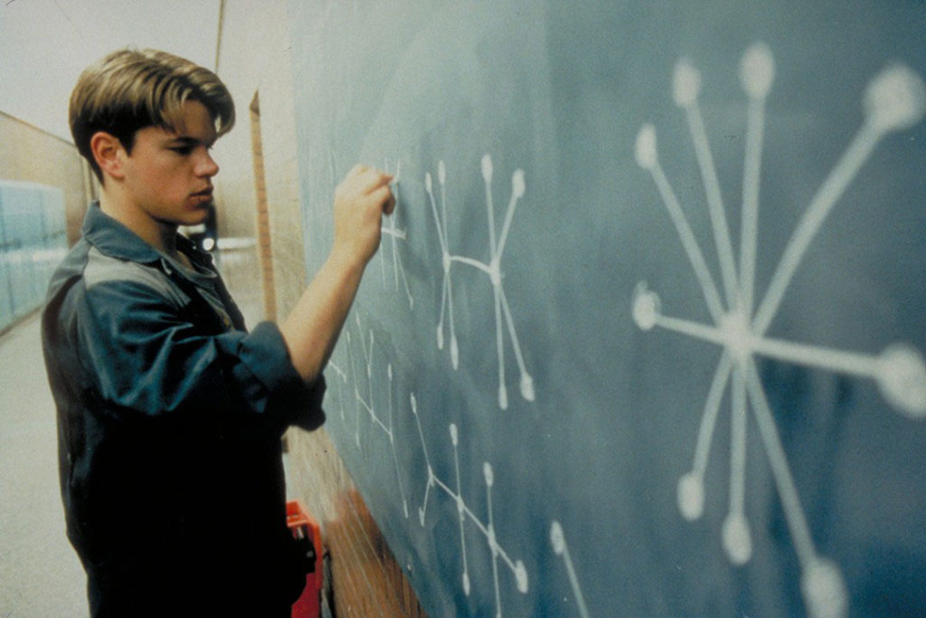 "Matt Damon u filmu ""Good Will Hunting"", foto: Miramax Films"