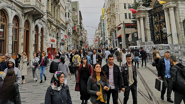 Istanbul, foto: Ines Tanović Sijerčić