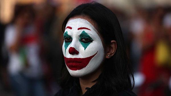 Bejrut 19. oktobra, foto: Patrick Baz/AFP via Getty Images