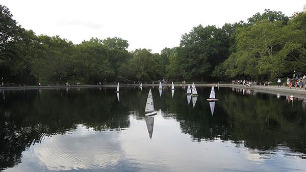Central Park, foto: Peščanik