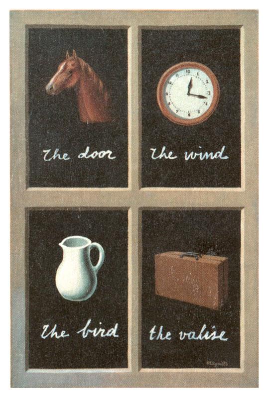 Ključ snova, Rene Magrit