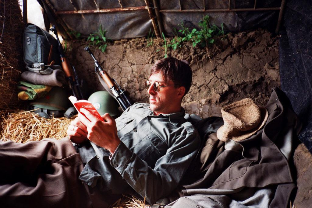 Srđan Veljović, april 1999, Rat protiv NATO