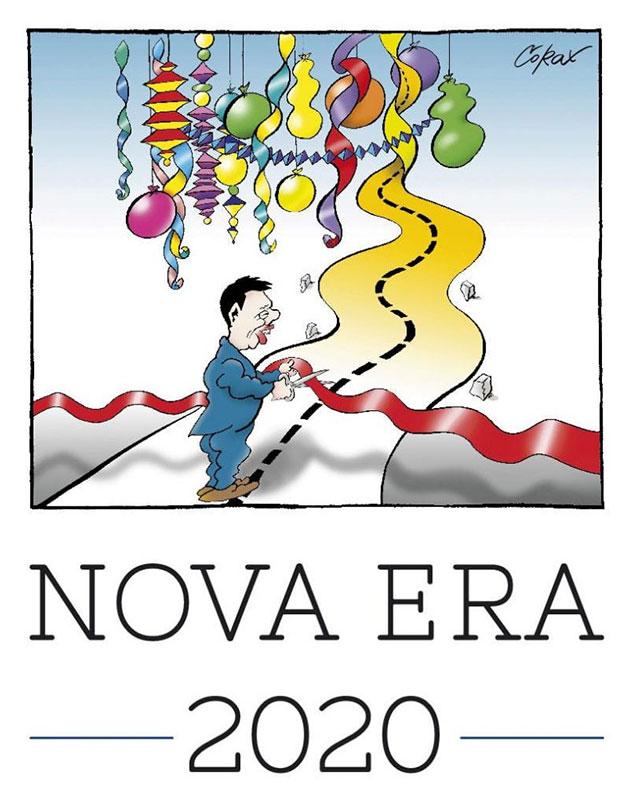 Corax, Danasov kalendar za 2020.