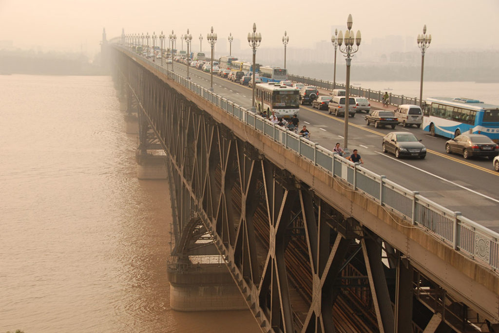 Most preko Yangcea u Nanjingu, foto: Konstantin Novaković