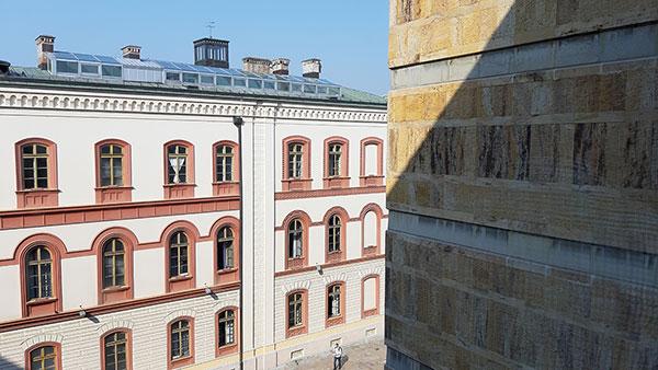 Rektorat UB, foto: Peščanik
