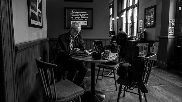 Jeremy Corbyn, foto: Sean Smith