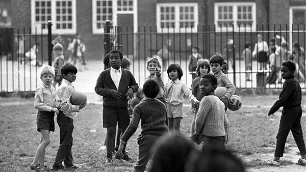 Southall, London, 1972.