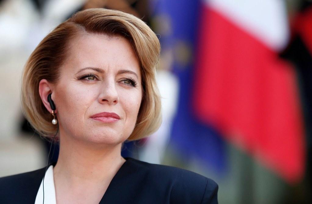 Zuzana Čaputová, foto: Ian Langsdon/EPA-EFE/Shutterstock