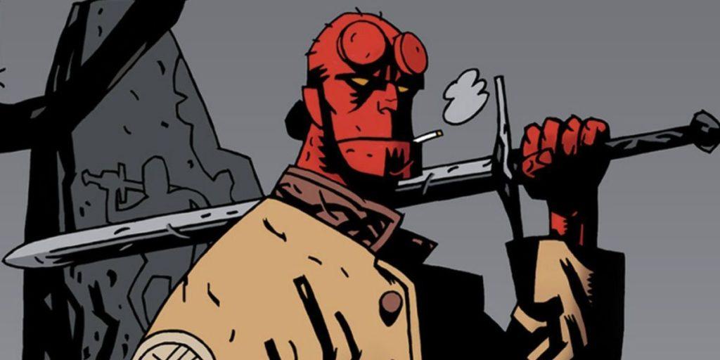 Hellboy, cbr.com