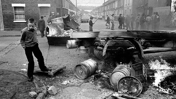 Belfast, 1981.