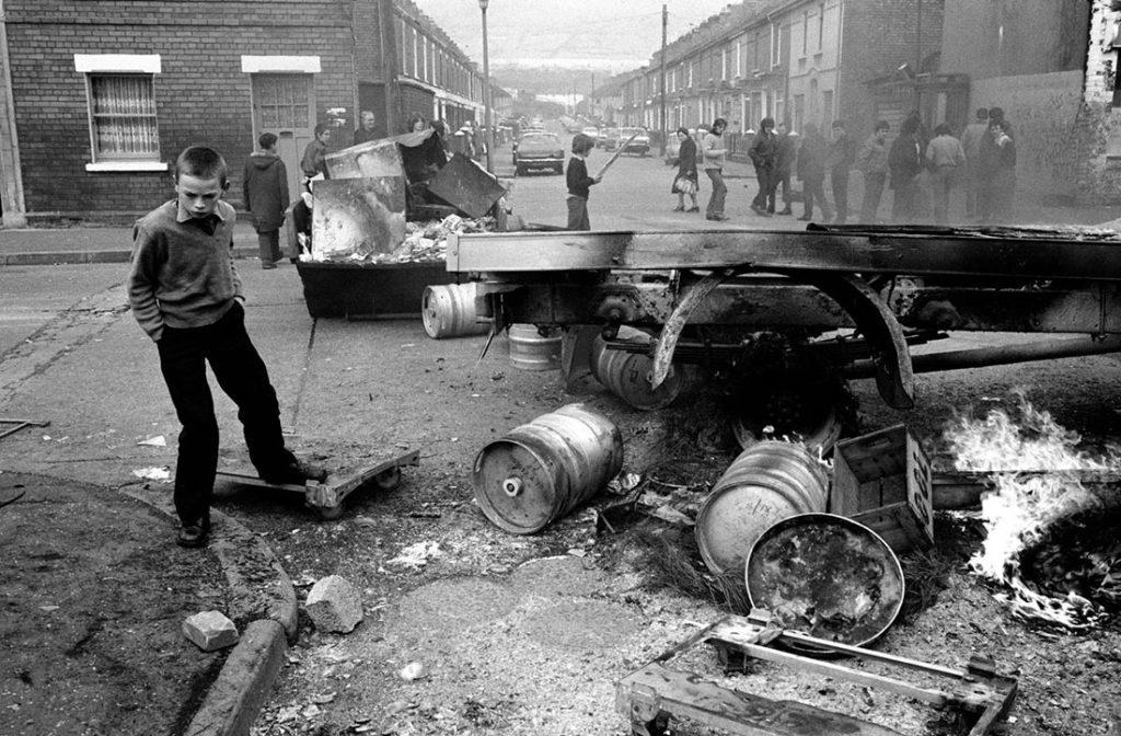 Belfast, 1981, foto: Ian Berry/Magnum Photos
