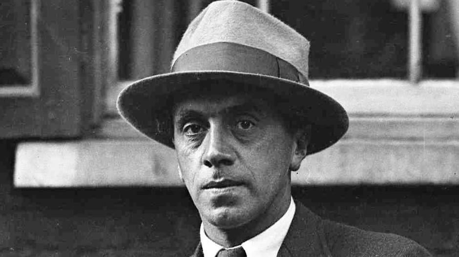 Ernst Toller 1933. u Londonu