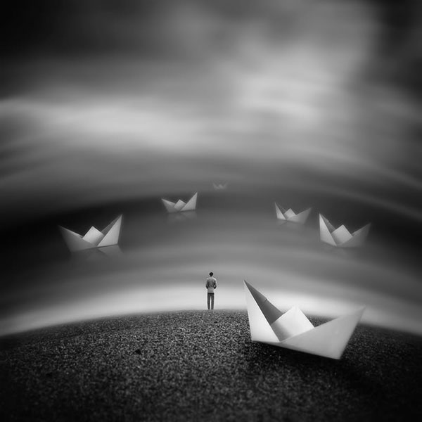 Folded Dreams