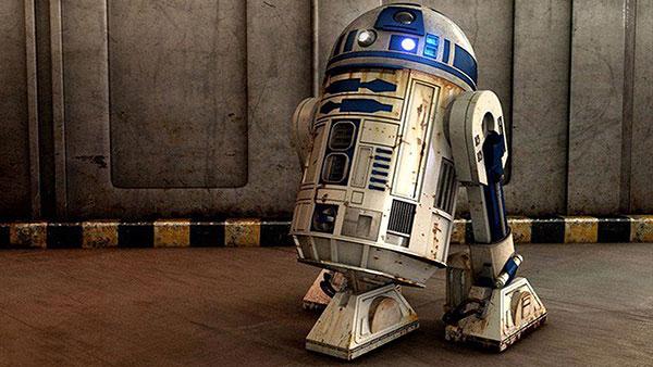 R2-D2, foto: Lucasfilm