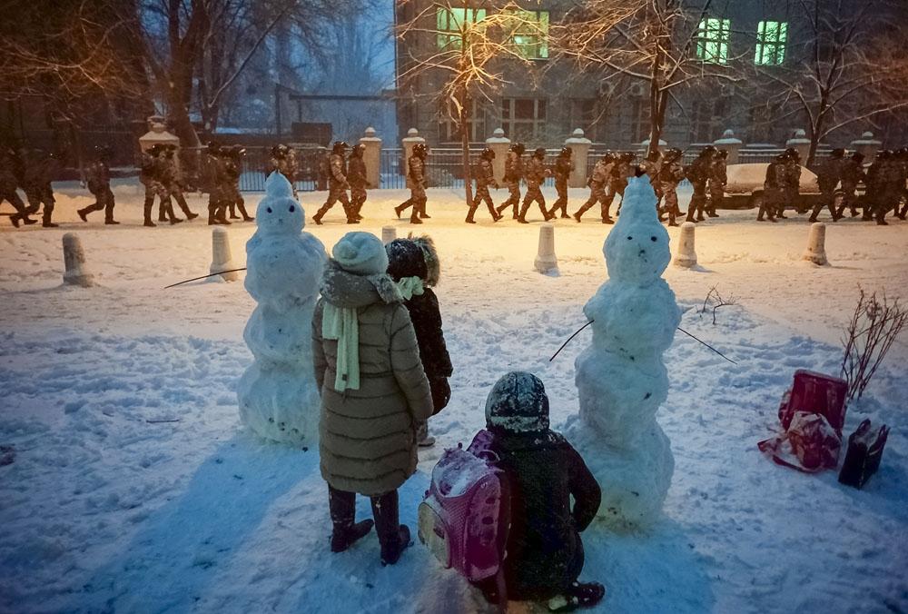 Ukrajina, Reuters, foto: Mykhailo Petiakh
