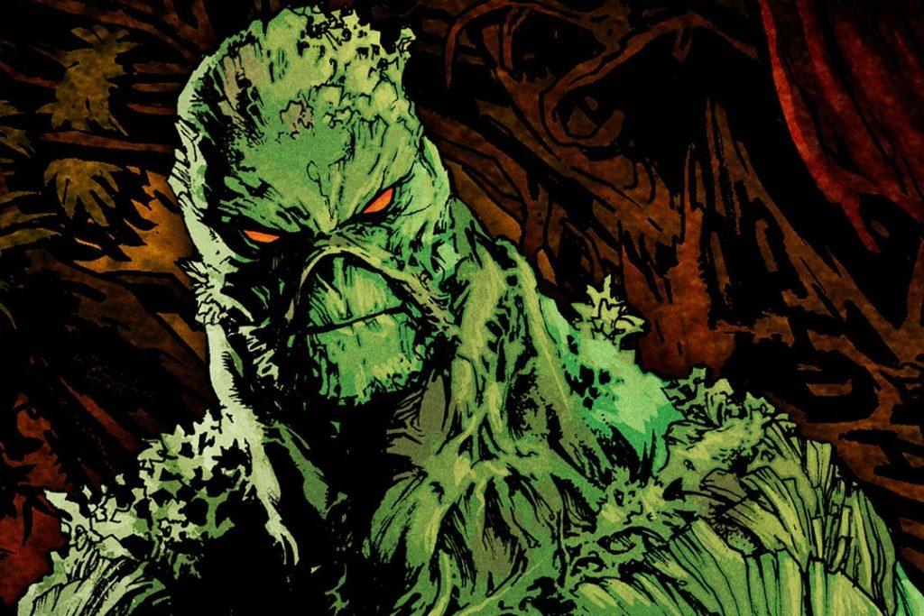 Foto: Swamp Thing/DC Comics