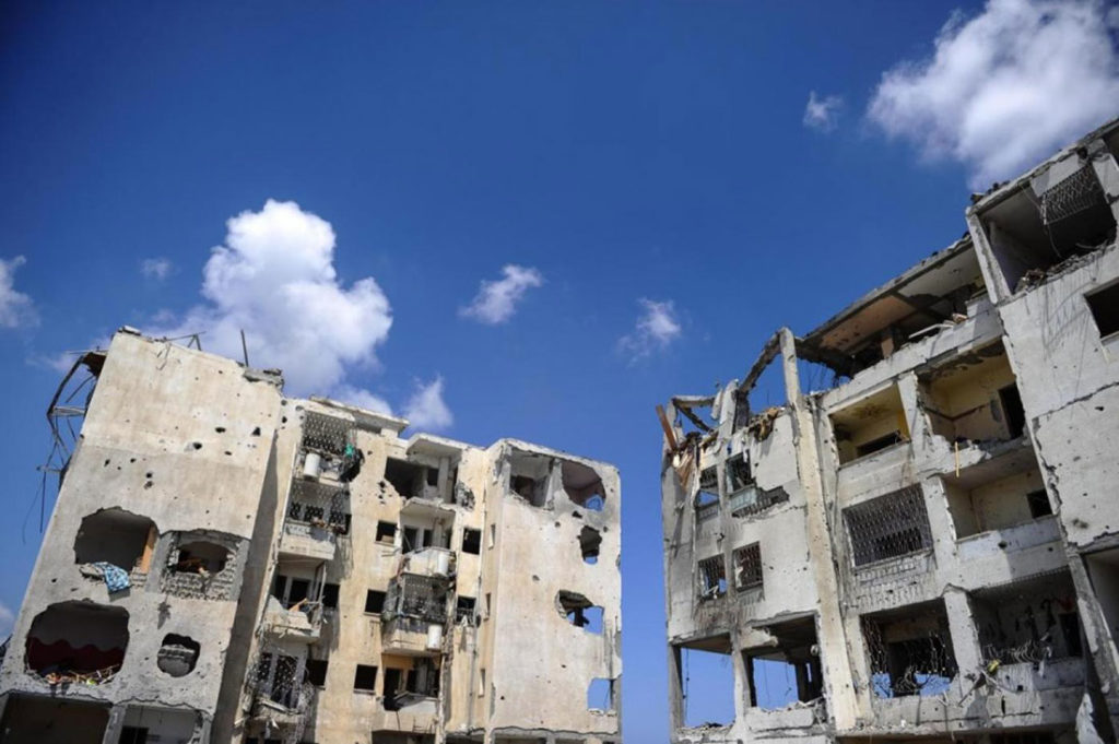 Gaza, foto: MEE