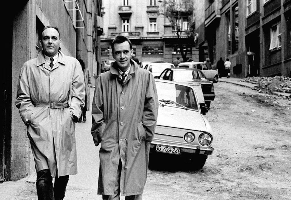 Miša Vasić i Dragoljub Žarković, foto: Goranka Matić