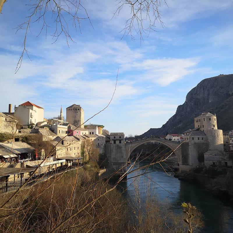 Mostar, foto: Ines Tanović Sijerčić