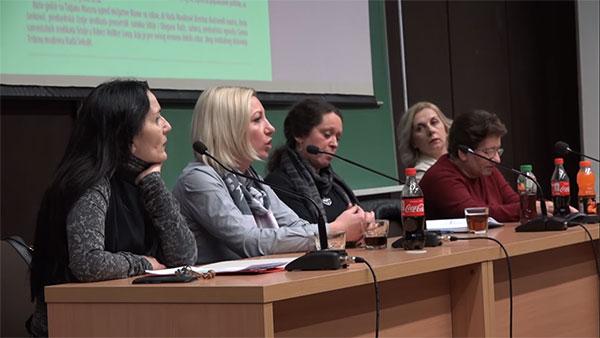 Sindikalno i političko organizovanje žena u Srbiji danas