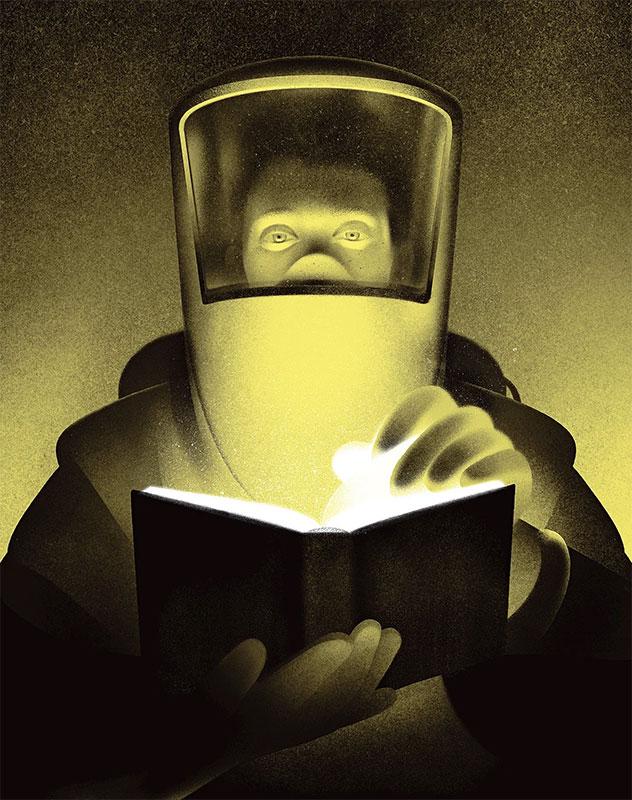 Ilustracija: Karolis Strautniekas
