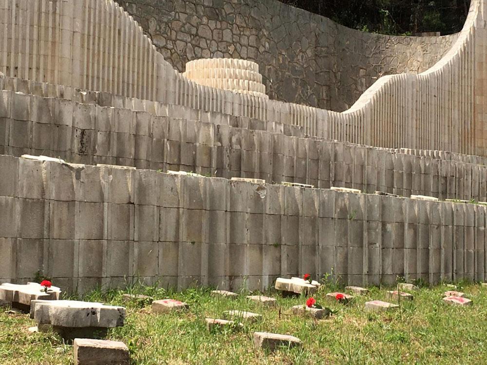 Partizansko groblje u Mostaru, foto: šg/Tačno.net
