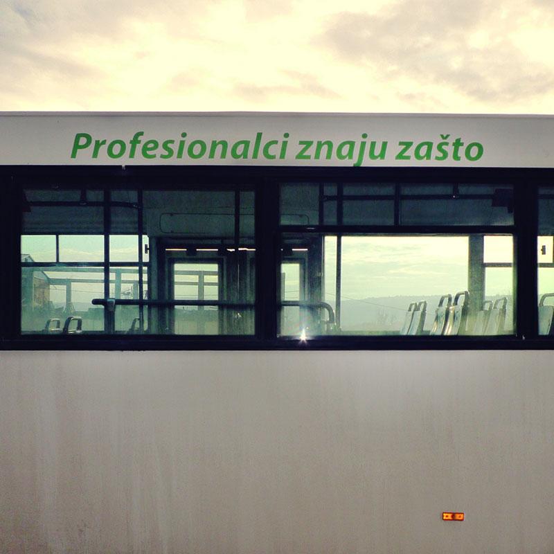 Professionals Know Why, photo: Predrag Trokicic