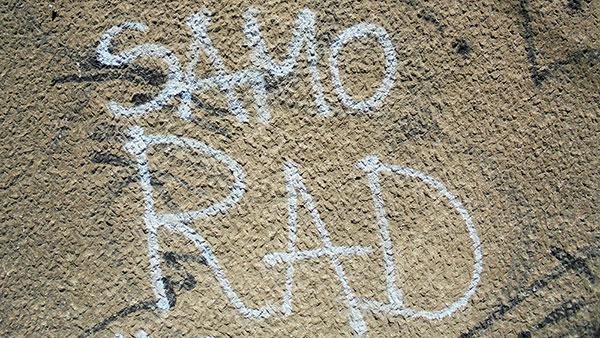Natpis na zidu: Samo rad