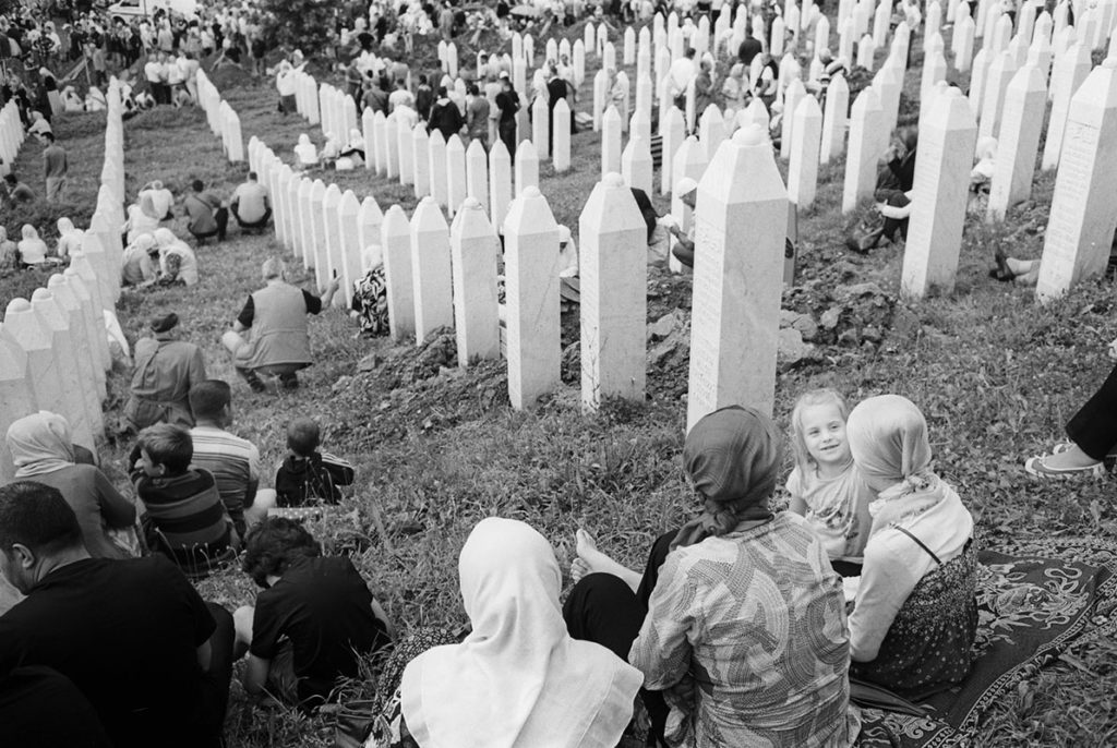 Srebrenica 2014, foto: Srđan Veljović