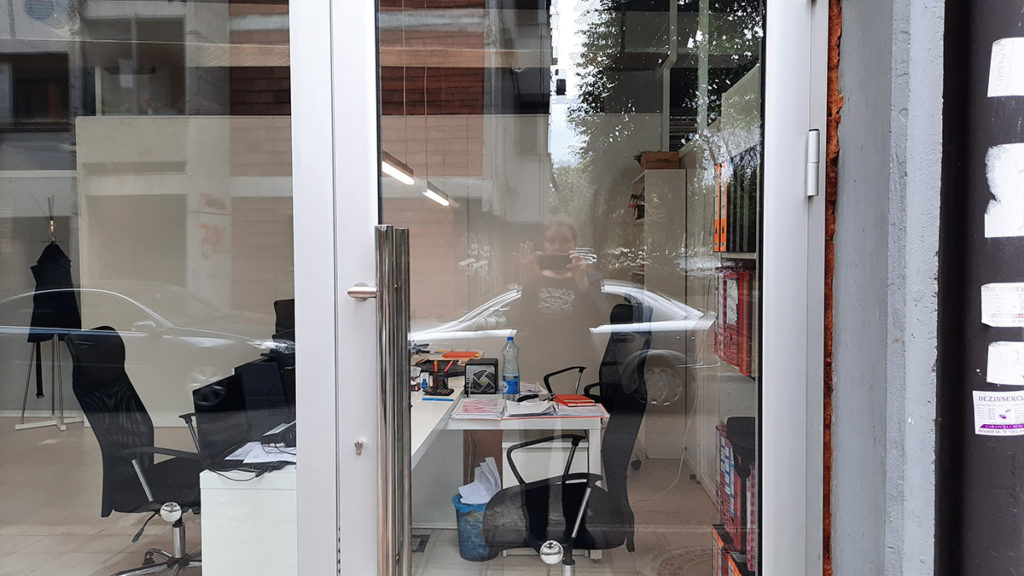 prazna kancelarija