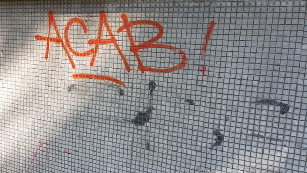 Grafit: ACAB!