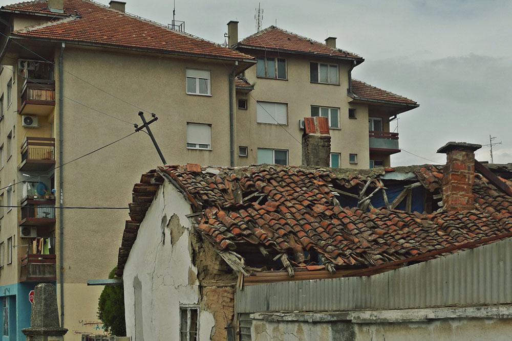 Kuća u raspadu