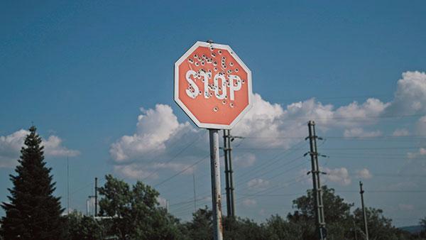 Saobraćajni znak Stop