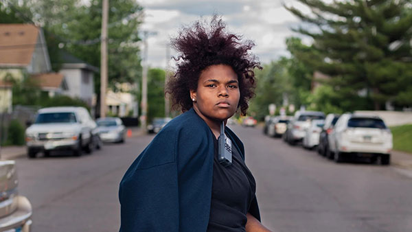 Simone Hunter, 19 godina, Minneapolis, foto: Widline Cadet za The New Yorker